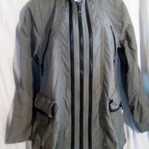 George Brand Jackets & Coats - GEORGE BRAND Hood ZIP JACKET Coat Snow Ski Nylon S